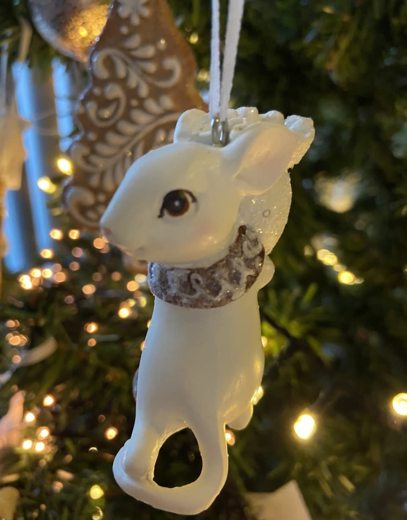 EDG Kerstmuisje met spuitzak