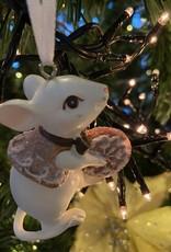 EDG Kerstmuisje met donut