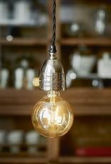 Rivièra Maison Williamsburg Hanging Lamp silver