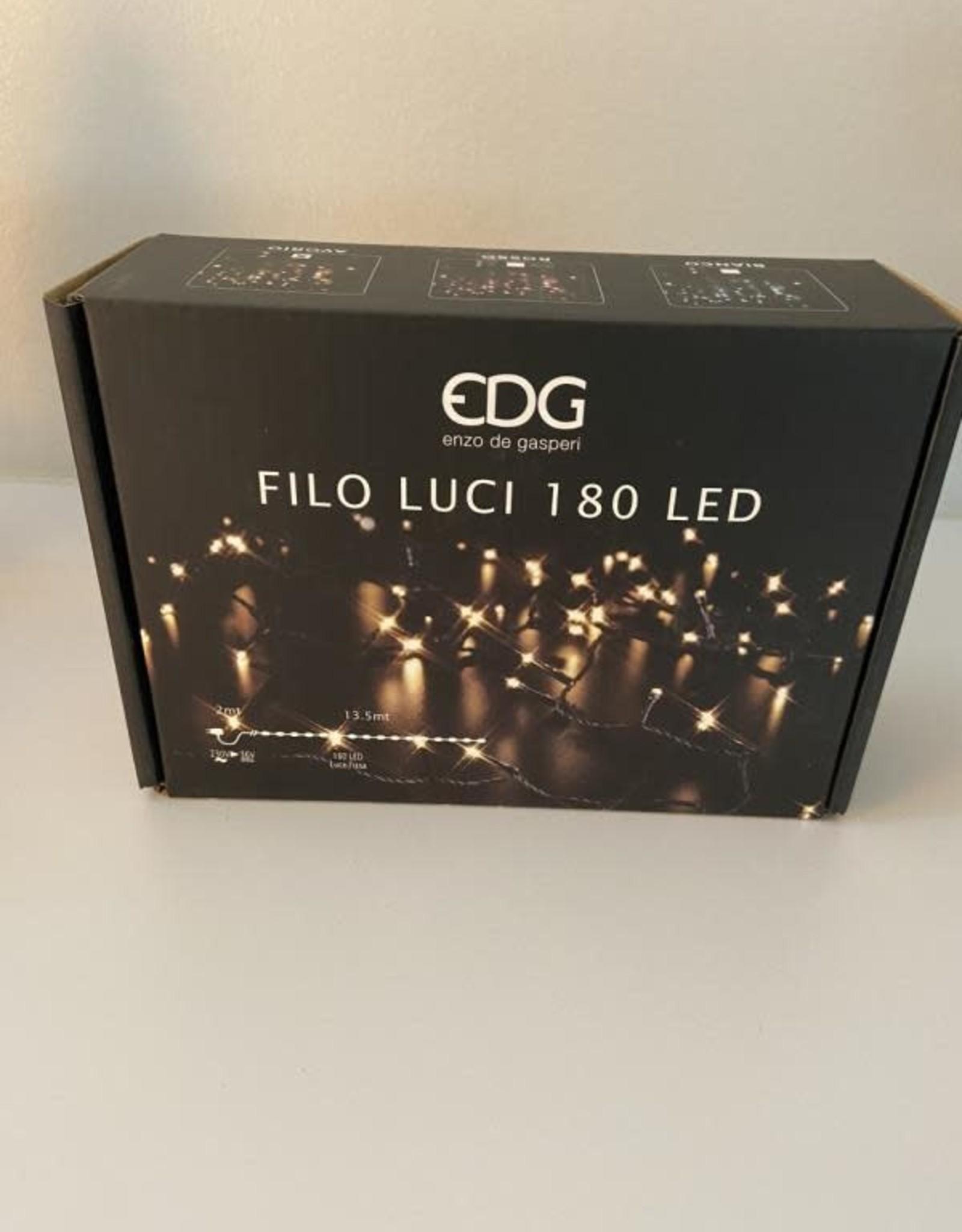 EDG Kerstverlichting 180 LED