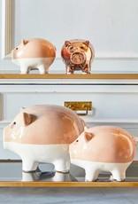 Riverdale SPAARVARKEN PIGGY BANK KIKI PINK 14CM