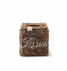 Rivièra Maison Rustic Rattan Tissue Square Box