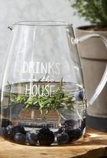 Rivièra Maison DRINKS ON THE HOUSE JUG