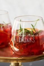 Rivièra Maison Home Made Drinks Glass