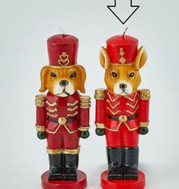 EDG Sierkaars hond  H16cm    B8cm (rechts)