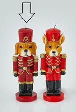 EDG Sierkaars hond  H16cm    B8cm (links)