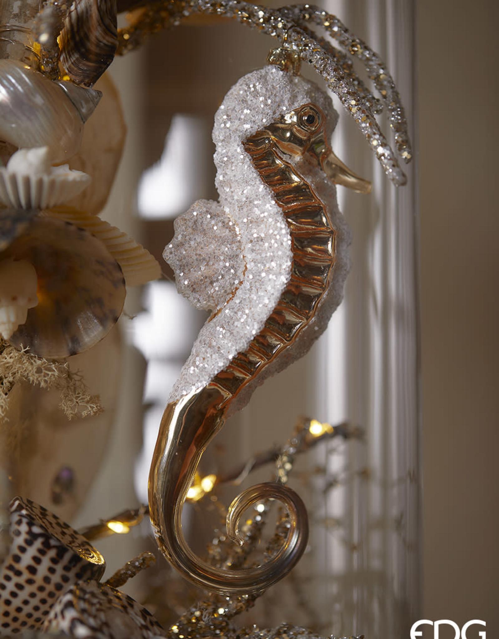 EDG Zeepaardje H18 B8 goud