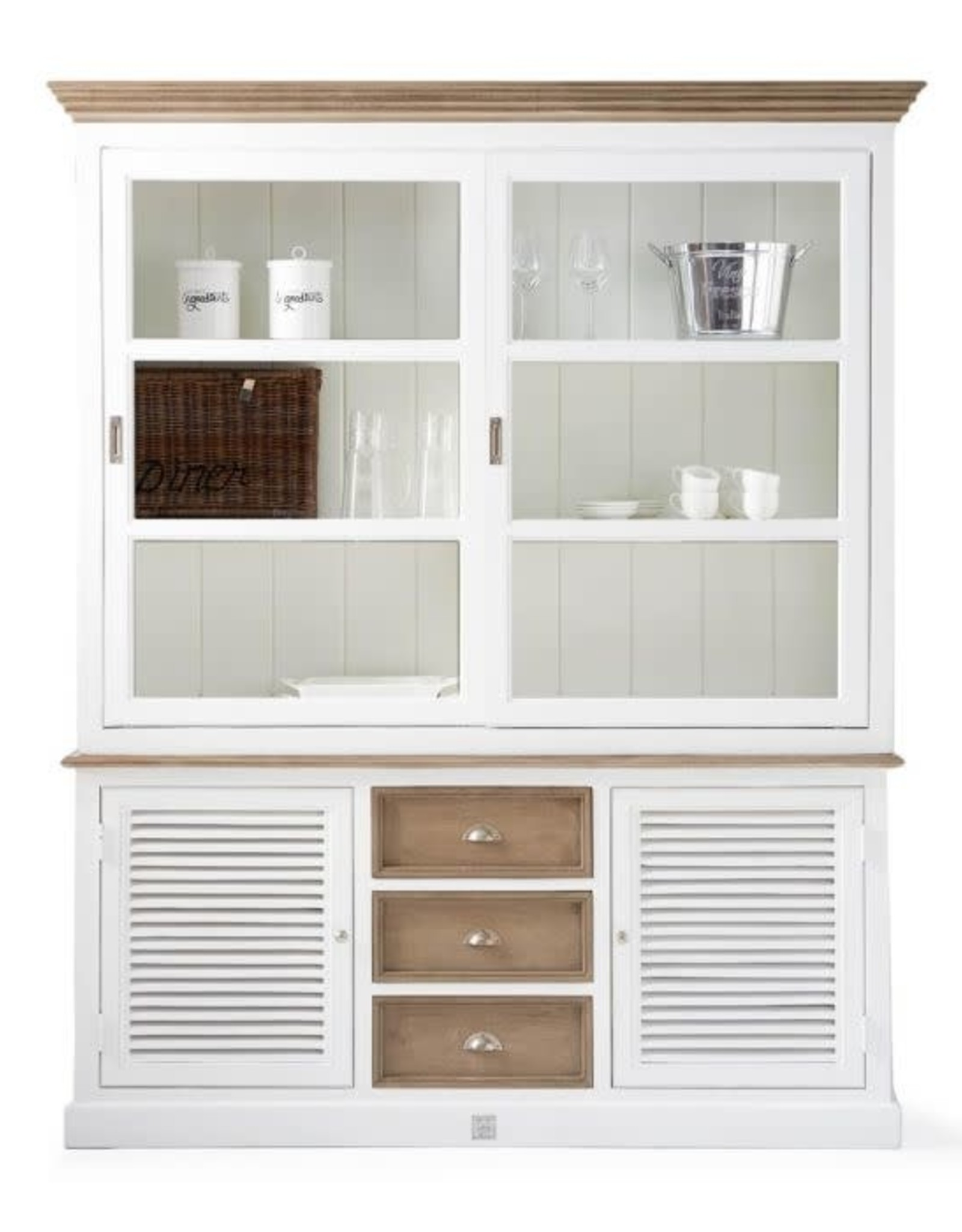 Rivièra Maison Long Key Buffet Cabinet