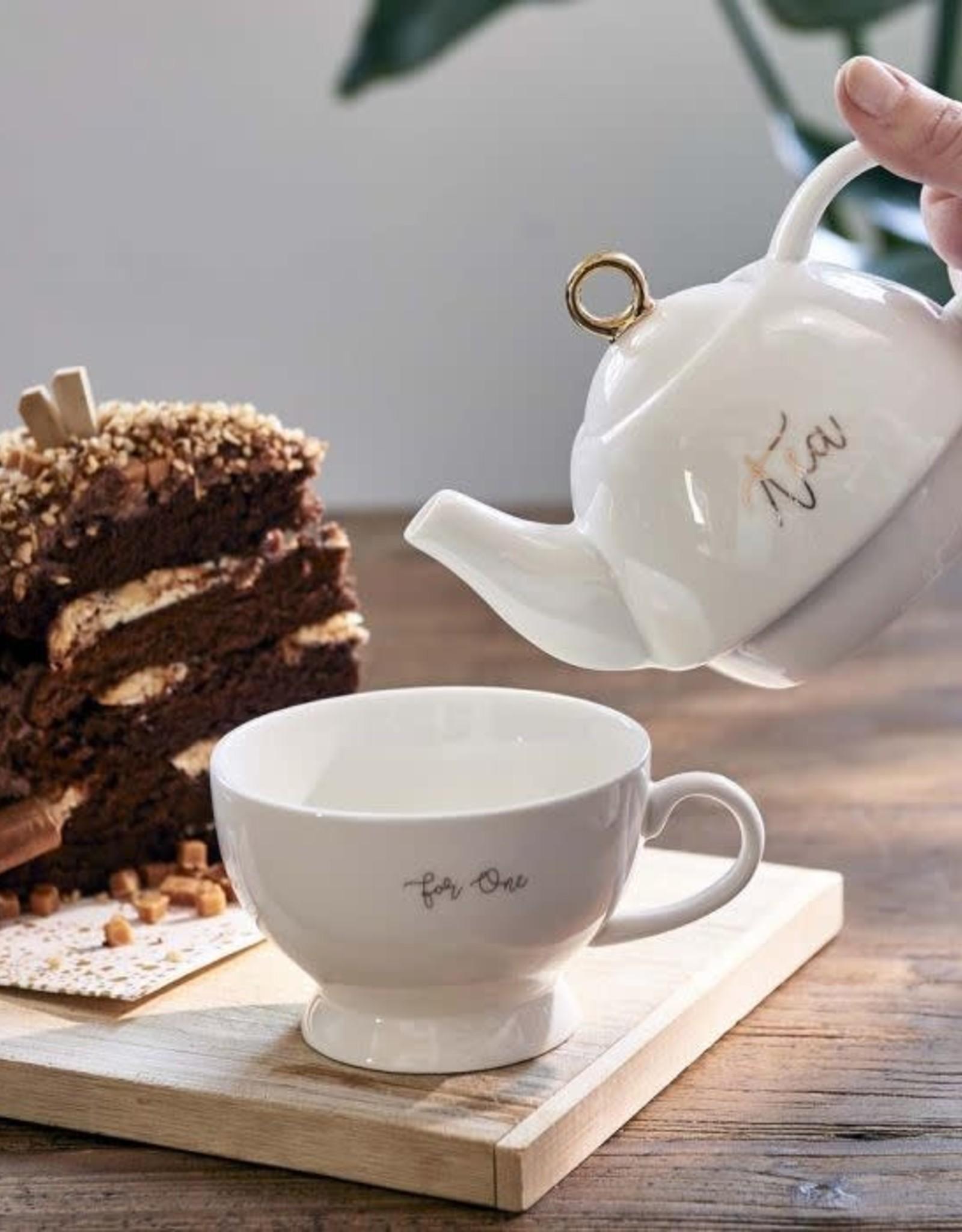 Rivièra Maison Cosy Tea For One Pot