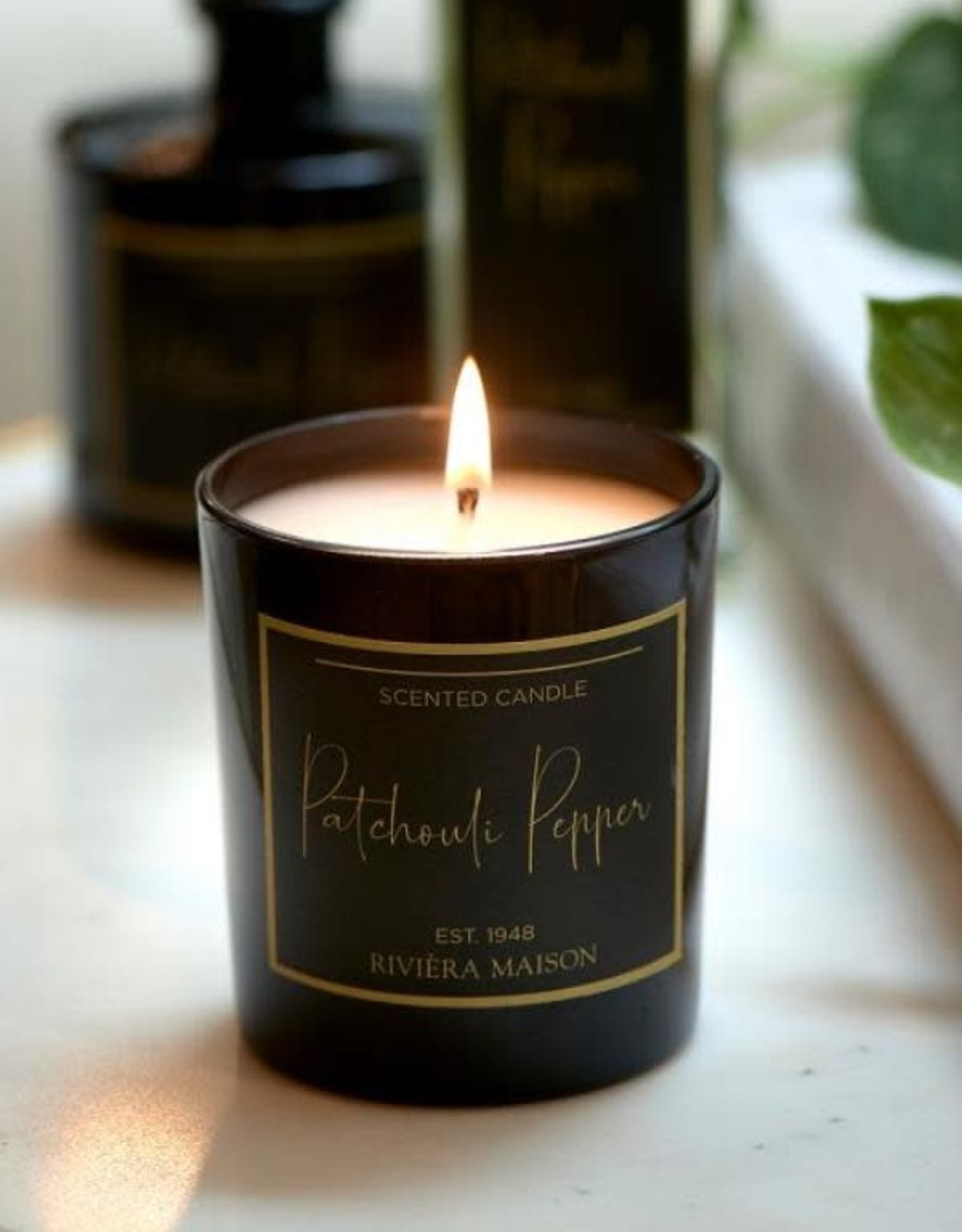 Rivièra Maison RM Patchouli Pepper Scented Candle