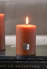 Rivièra Maison Rustic Candle Rust 7x10