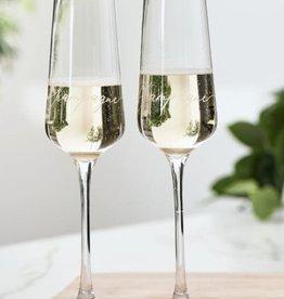 Rivièra Maison RM Champagne Glass 2 pcs