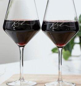 Rivièra Maison RM Red Wine Glass 2 pcs
