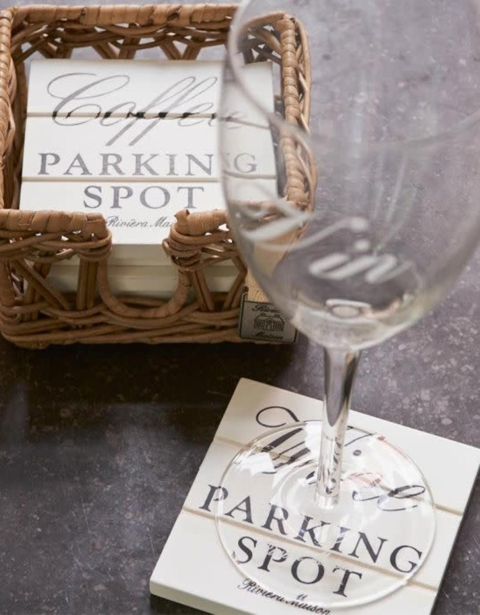 Rivièra Maison Parking Spot Coasters