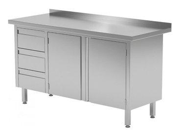 Werktafel met laden