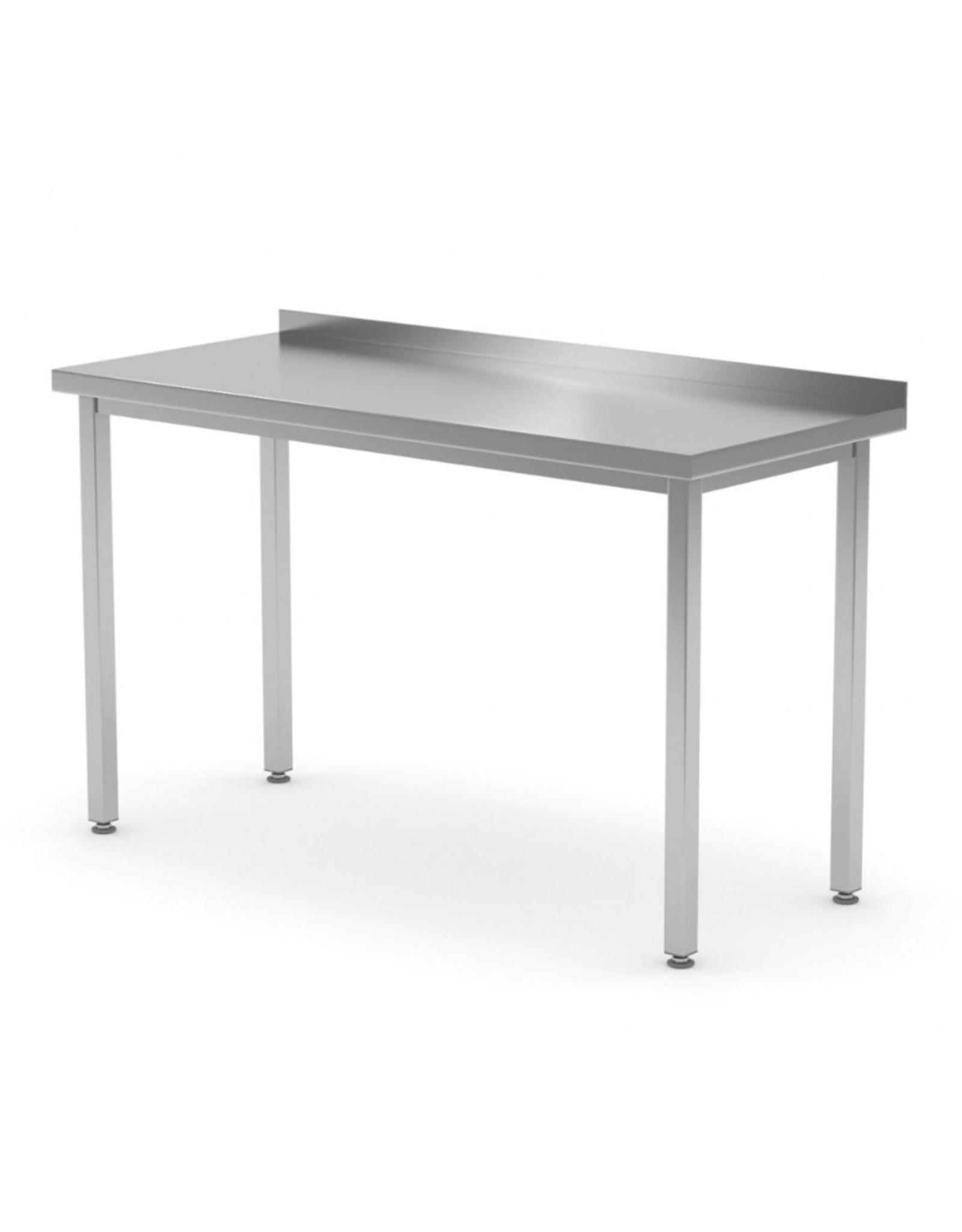 Werktafel met open onderkant | 400-1900mm breed | 600 of 700mm diep