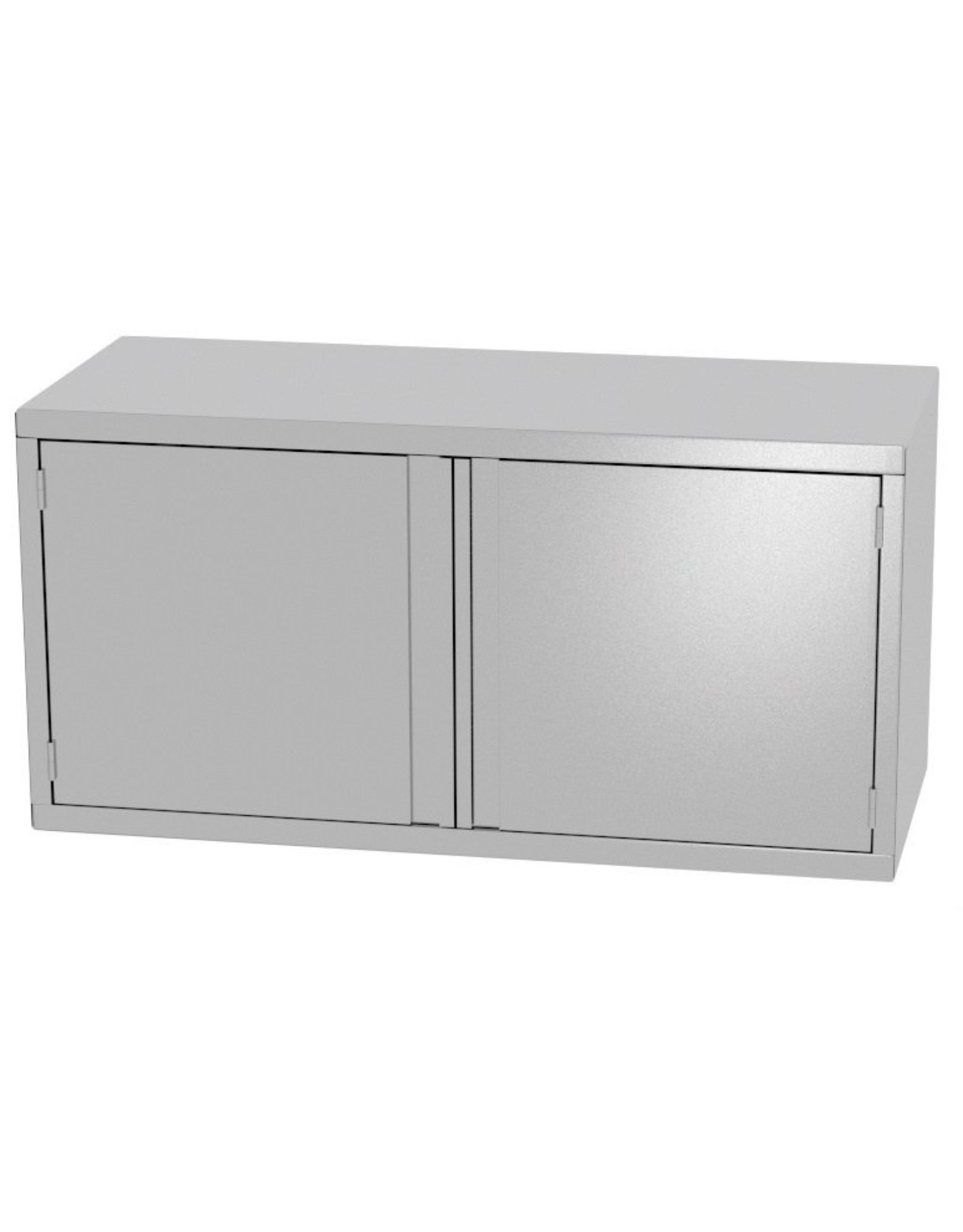 Wandkast | met 2 klapdeuren | 700-1300mm breed | 300 of 400mm diep | 600mm hoog