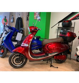 Torino Elektrische scooter Edrive Torino rood 45km/h