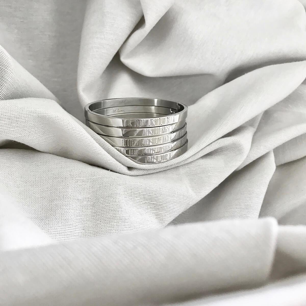 Armband • geheugensteun aan geliefde