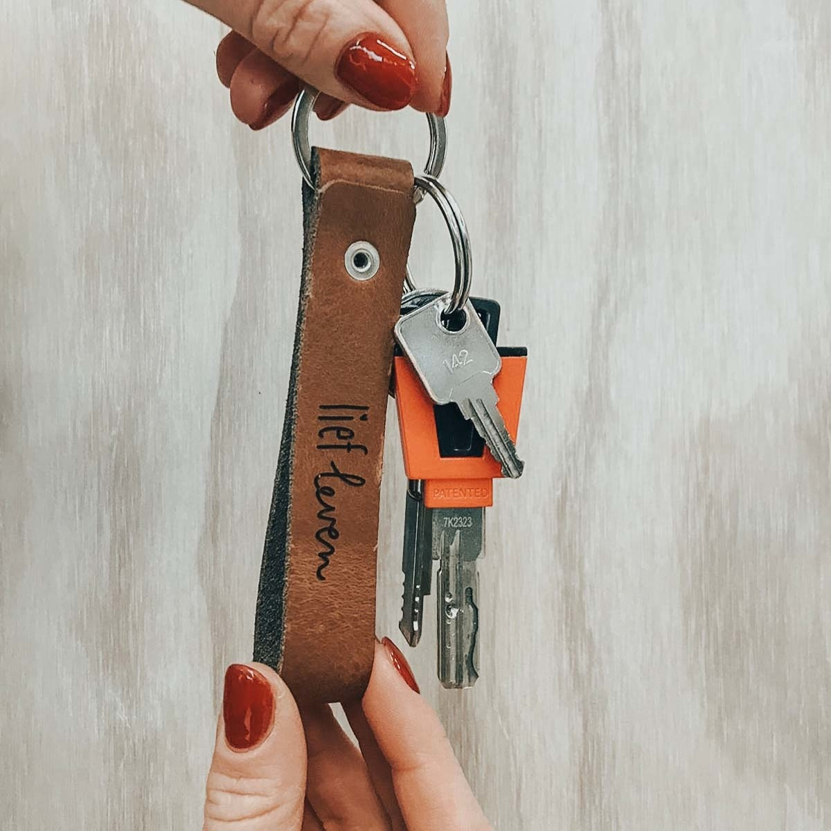 Sleutelhanger | Lievelingsmens
