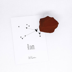 Edelsteen sterrenbeeld • Ram
