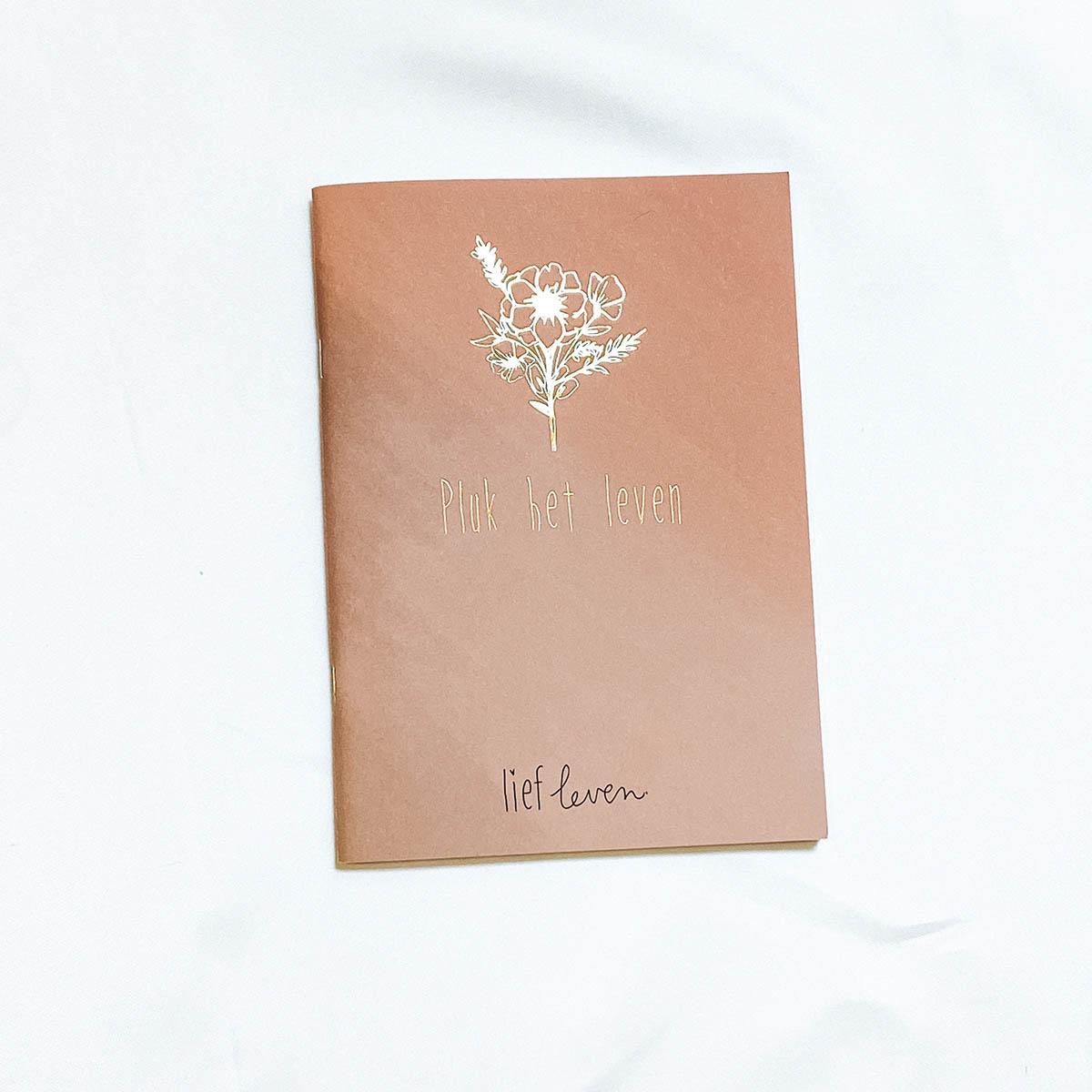 Schrift • Pluk het leven