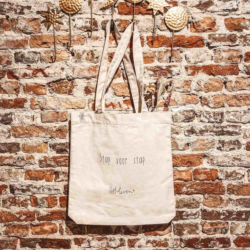 Canvas Tas • Stap voor stap