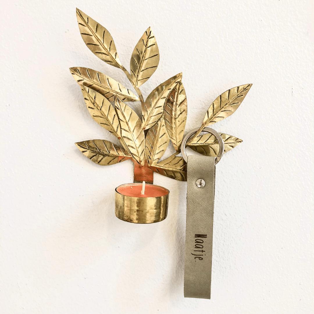 Nieuwe sleutelhanger | Maatje