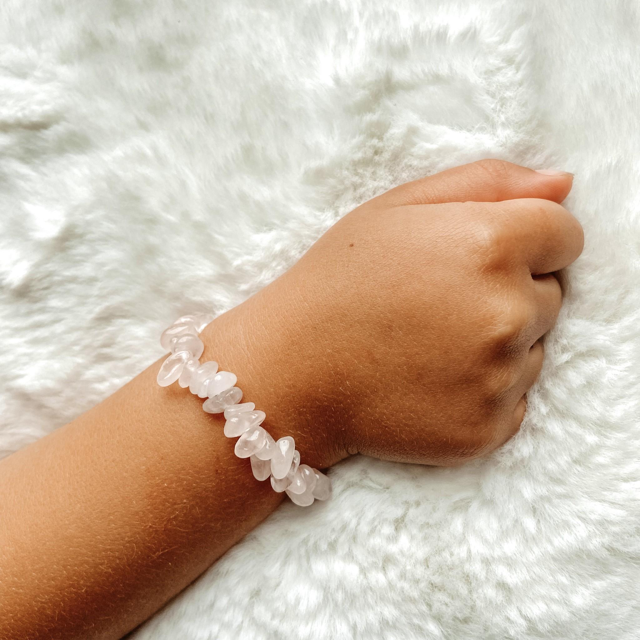 Kinderarmbandjes edelsteen • Verschillende soorten
