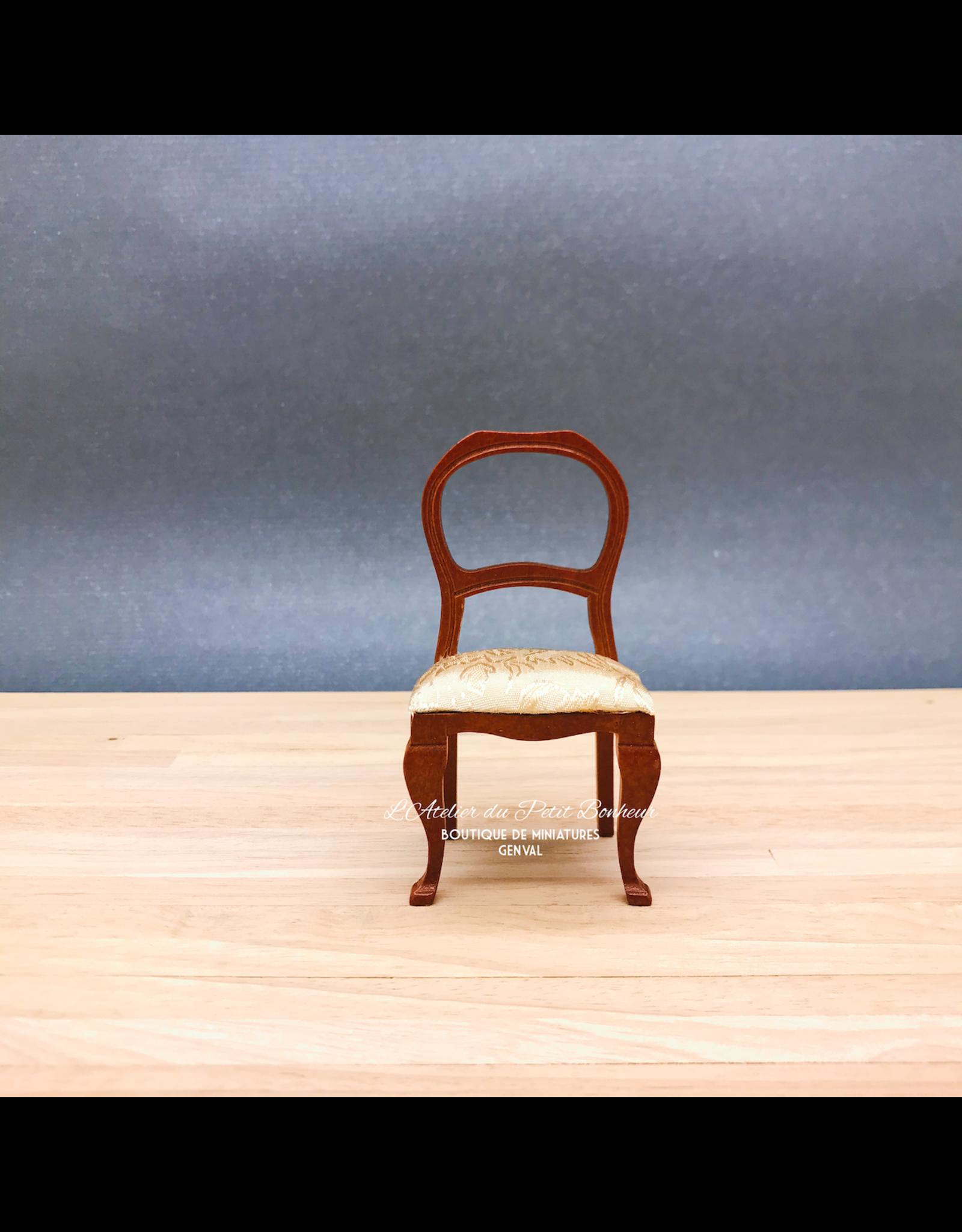 Chaise en merisier
