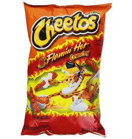 Cheetos Crunchy Flamin' Hot - Groot - 226g