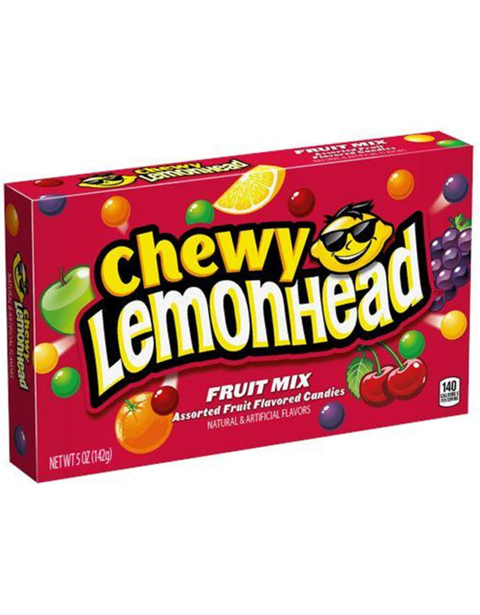 Chewy Lemonhead - Fruit Mix - 142g