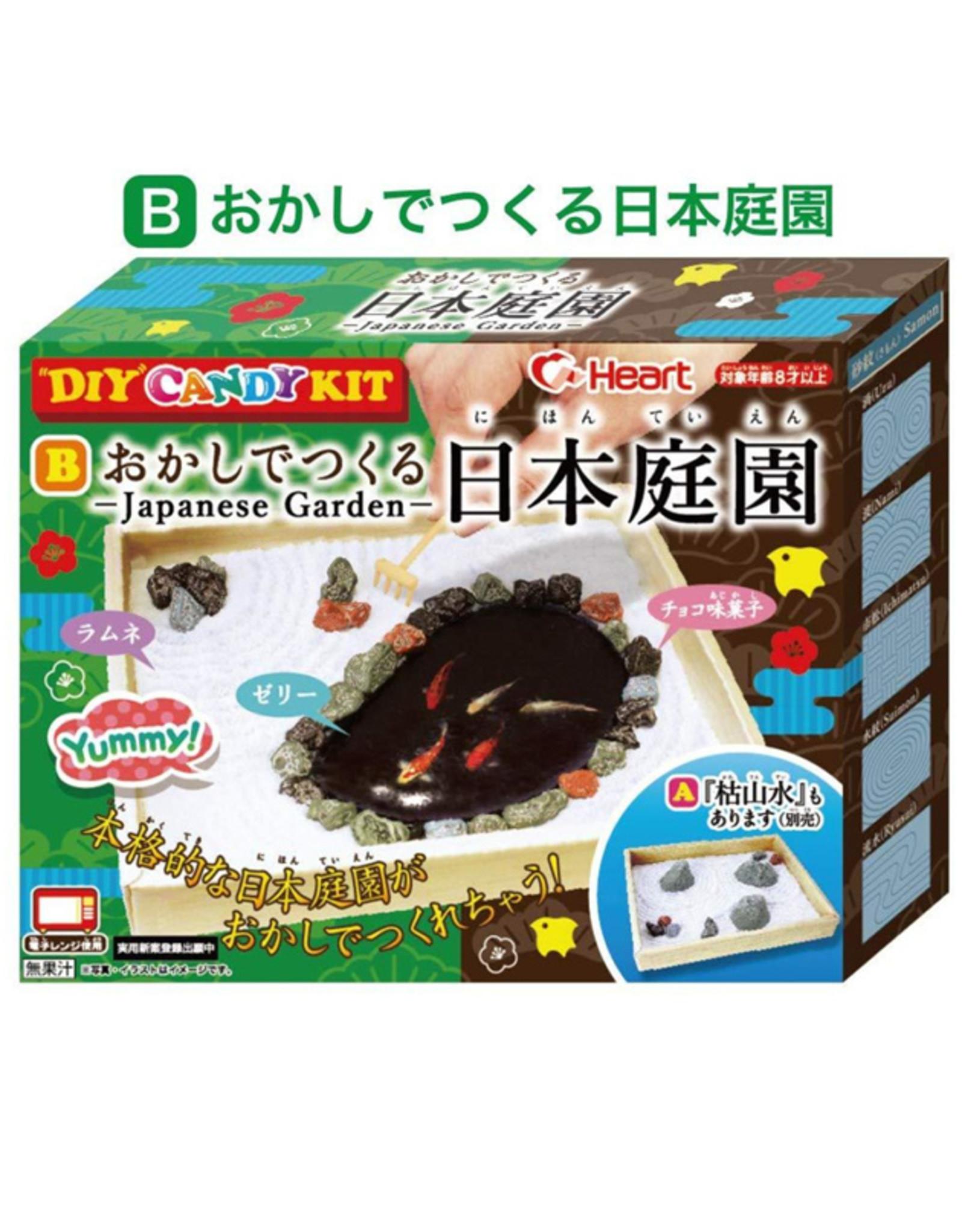DIY Candy Kit - Japanese Garden