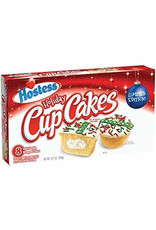 Holiday Cup Cakes - 8 apart verpakte cakejes