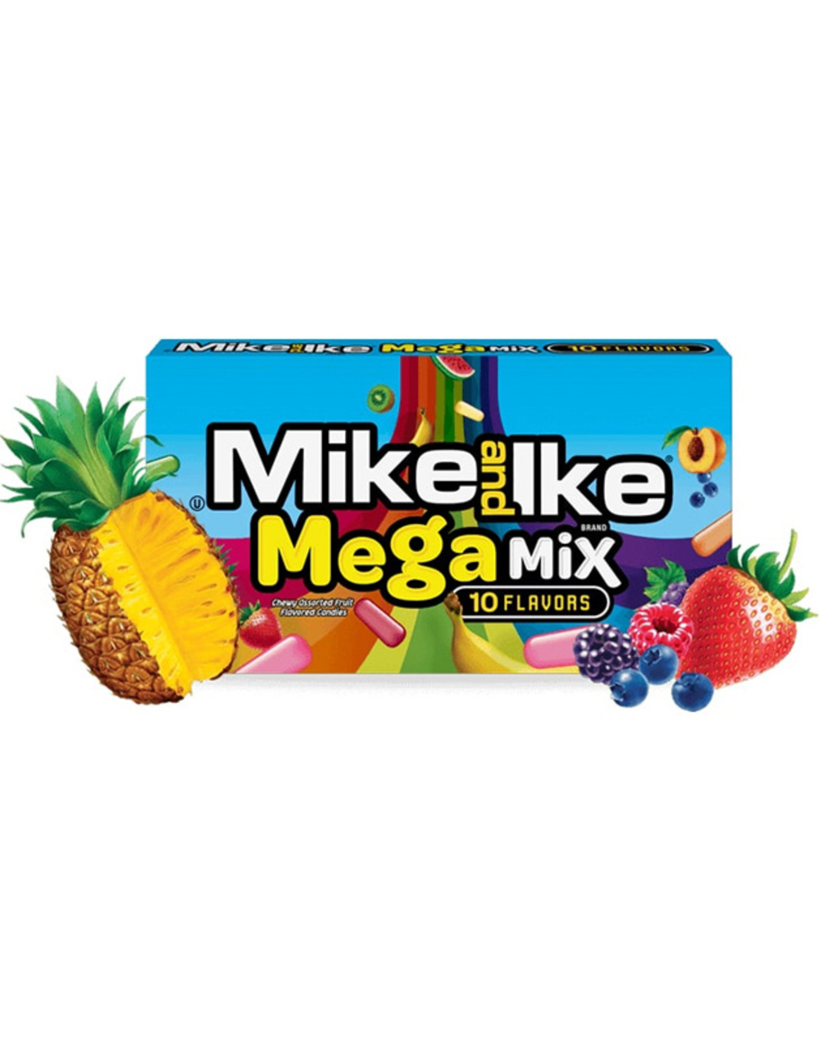 Mike and Ike - Mega Mix - 141g