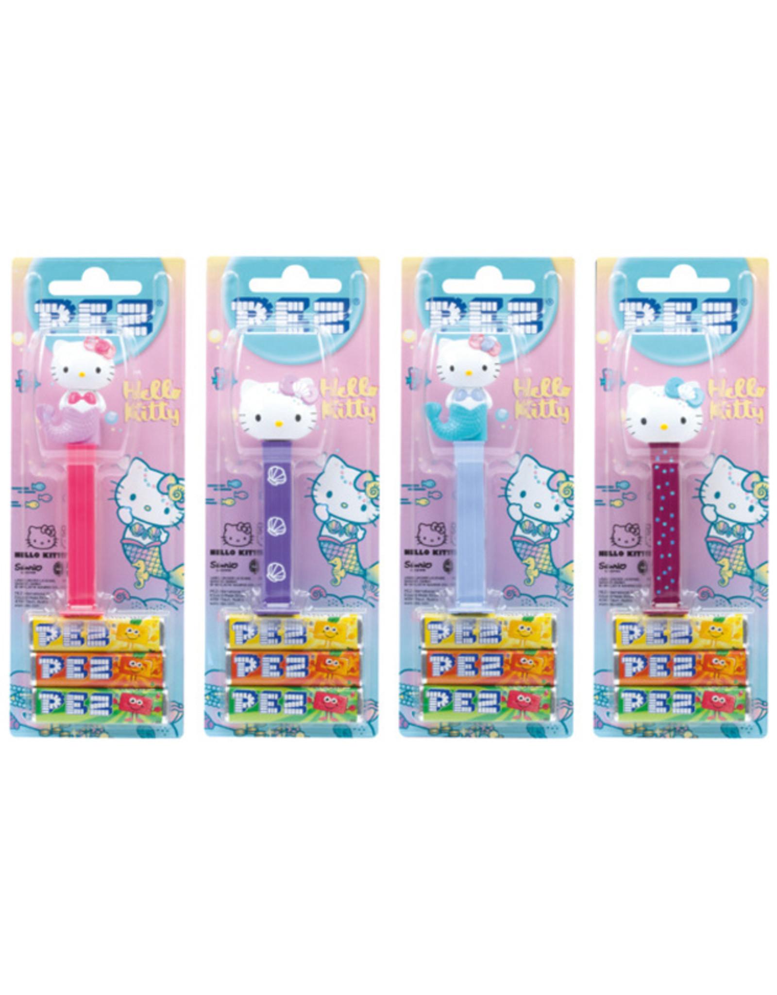 PEZ Hello Kitty Mermaid