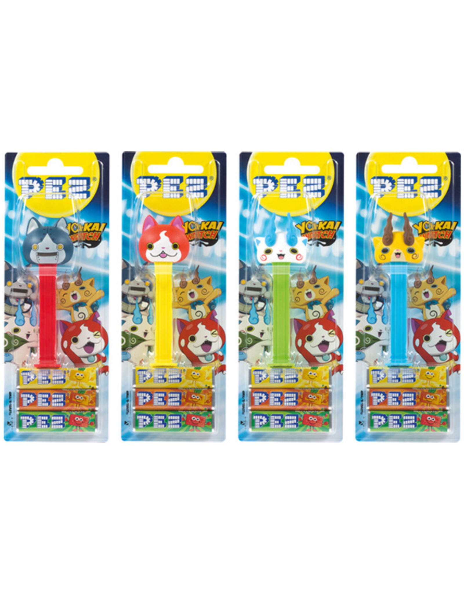 PEZ Yokai Watch