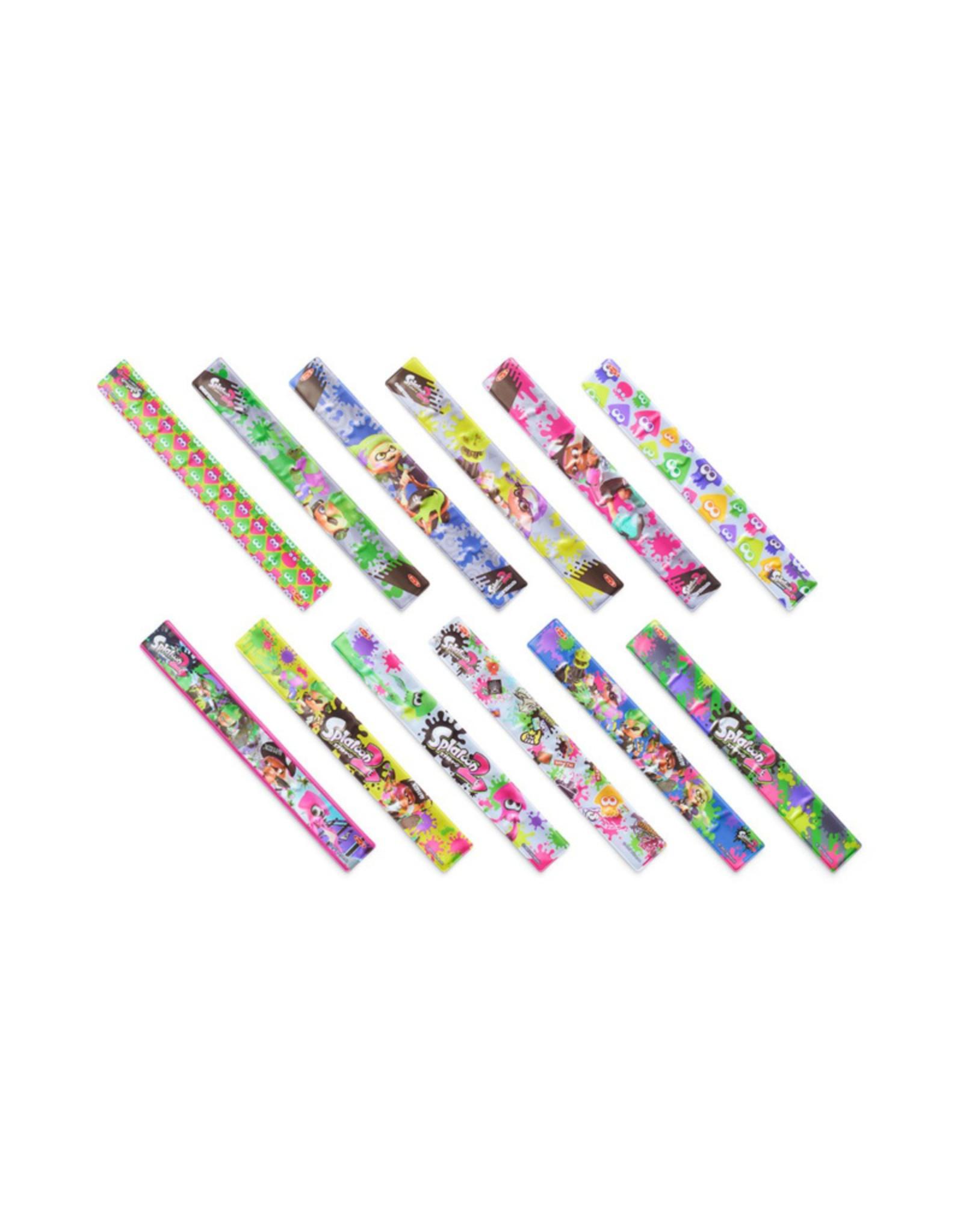 Splatoon 2 Gum + Slap Bracelet