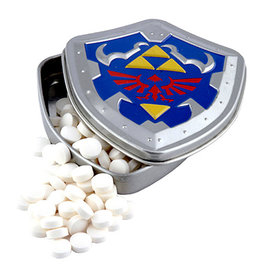 The Legend of Zelda: Ocarina of Time - Shield Mints