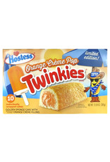 Twinkies Orange Crème Pop - Limited Edition - Box of 10 - 385g
