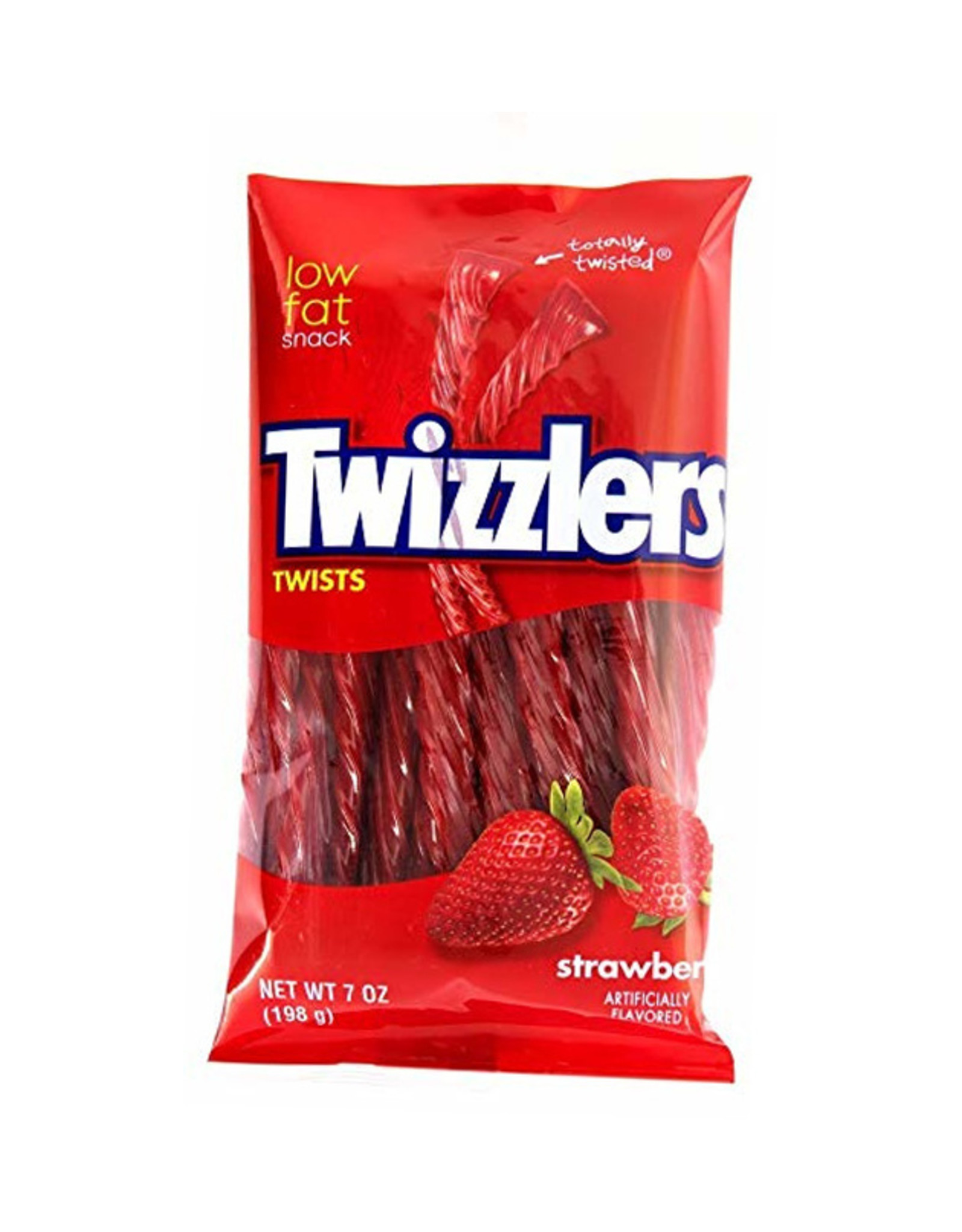 Twizzlers Twists Strawberry - 198g