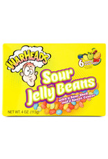 Warheads Sour Jelly Beans - 113g