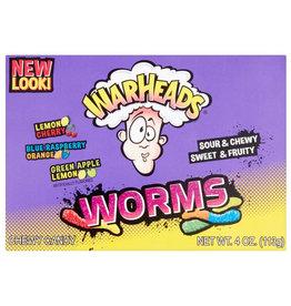 Warheads Worms - 113g