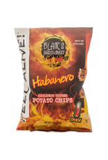 Blair's Habanero Cauldron Cooked Potato Chips - 57g