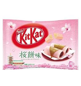 KitKat Mini Sakura Mochi Flavor