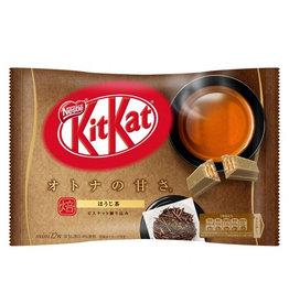 KitKat Mini Hojicha Roasted Tea - THT-datum: 07/2020