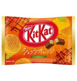 KitKat Mini Chocolat Orange - 133g - THT-datum: 08/2020