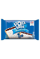 Pop-Tarts Frosted Blueberry - 2 Pack - 104g