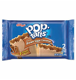 Pop-Tarts Frosted Brown Sugar Cinnamon- 2 Pack - 104g