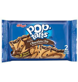 Pop-Tarts Frosted Chocolate Chip - 2 Pack - 104g